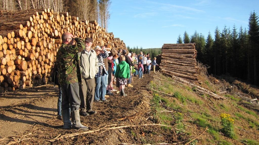 Power to the people: community forest ownership
